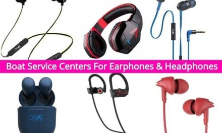 Boat Service Center for Earphones And Headphones in India