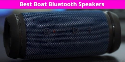 best boat bluetooth speakers