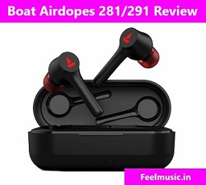 Boat Airdopes 291 Reviews