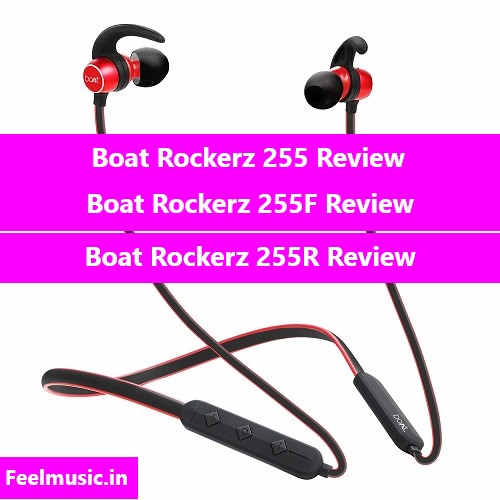 Boat Rockerz 255F Review