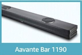 Boat Aavante Bar 1190