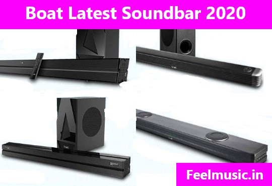 Boat Latest Soundbars