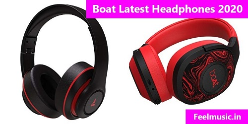 Latest Boat Headphones India
