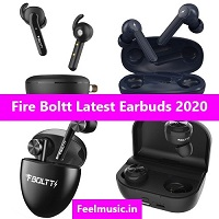 Fire-Boltt Latest Earbuds 2020