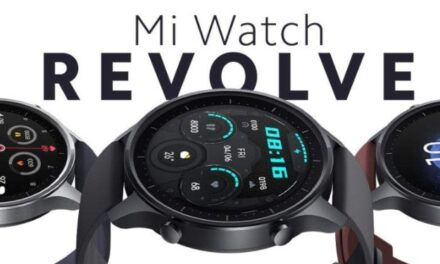 Mi Watch Revolve Price, Specifications, Features, Review Detail
