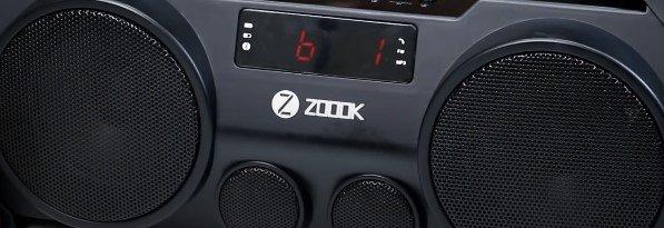 Zoook Rocker Boombox+
