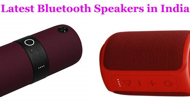 Boat Latest Bluetooth Speakers in India 2021(April)
