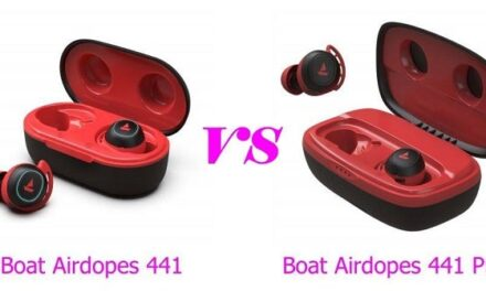 Boat Airdopes 441 Pro Vs Boat Airdopes 441 Comparison | Which is Best?