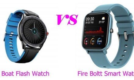 Boat Flash Watch Vs Fire Boltt Smartwatch Comparison: Which Is Best Choice?