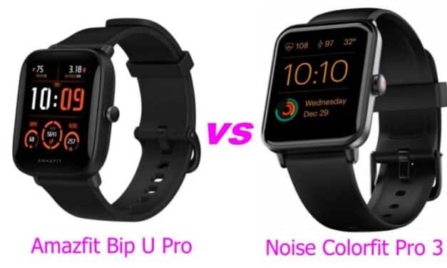 Amazfit Bip U Pro Vs Noise Colorfit Pro 3 Comparison: Which Is Best One?