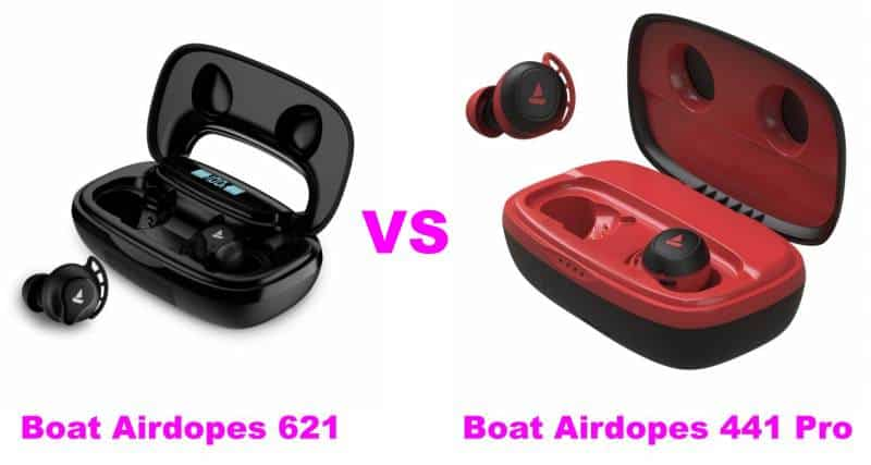 Boat Airdopes 621 Vs Boat 441 Pro: Which is Best Value for Money TWS Under 3000?
