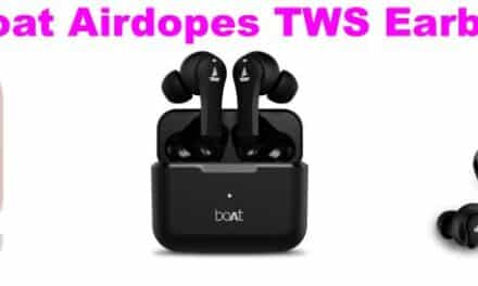 Latest Boat Airdopes Earbuds in India 2021(June)