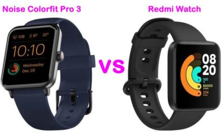 Noise Colorfit Pro 3 Vs Redmi Watch: Which Is the Best Smartwatch?