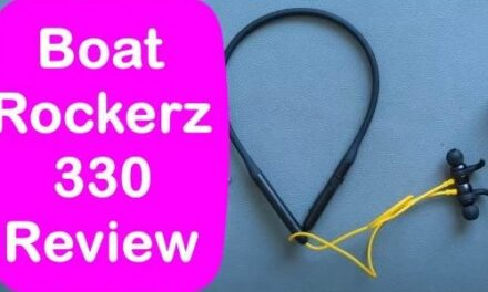 Boat Rockerz 330 Review: Is This Best Budget Boat Neckband?
