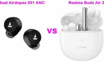 Boat Airdopes 501 ANC Vs Realme Buds Air 2: Get Best ANC Earbud?